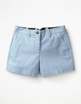 Lavender Blue Rachel Chino Shorts