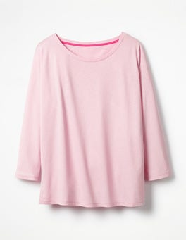 Soft Peony Supersoft Oversized Tee