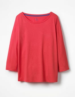 Hibiscus Supersoft Oversized Tee
