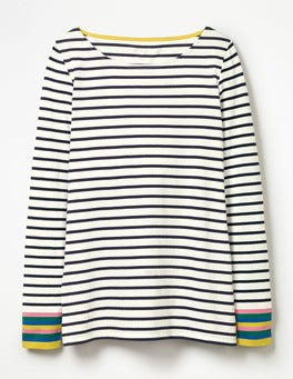 Azalea Multi Long Sleeve Breton
