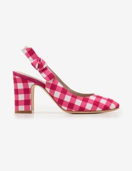 Chaussures à bride arrière Sena
