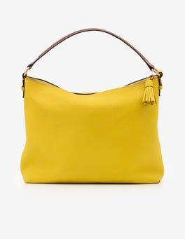 Mimosa Yellow Renee Shoulder Bag