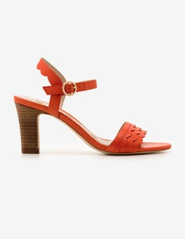 Blood Orange Ruth Heels