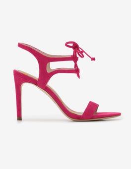 Carnival Pink Katrina Heels