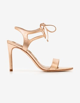 Rose Gold Katrina Heels