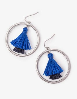 Eden Tassel Earrings