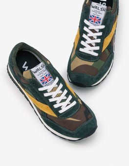 Moss Walsh Trainers
