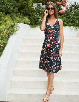 Willa Jersey Dress