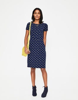 Harbour Blue Honey Bee Phoebe Jersey Dress