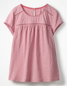 Old Rose Anastasia Jersey Top