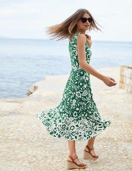 Elisa Jersey Dress