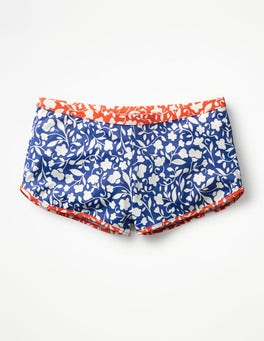 Floral Hotchpotch Swim Shorts