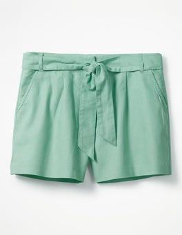 Opal Green Cora Shorts
