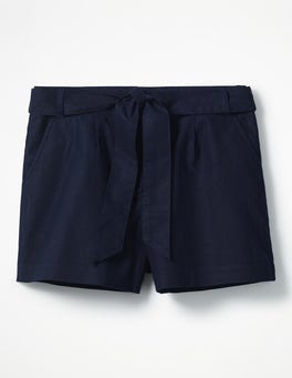 Navy Cora Shorts