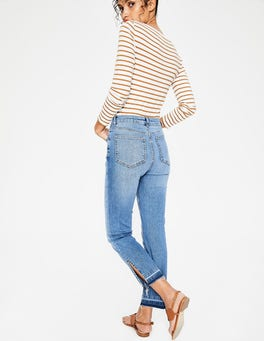 Salisbury Side Split Jeans