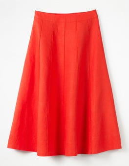 Blood Orange Laurie Skirt