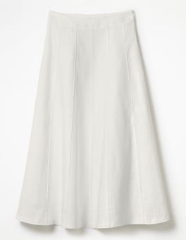 White Laurie Skirt