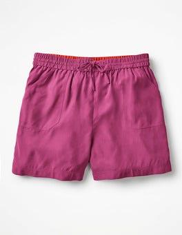 Fuchsia Talia Shorts