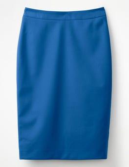 Riviera Blue Claremont Skirt