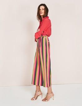 Catriona Stripe Culottes