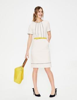 Ivory Jane Textured Dress
