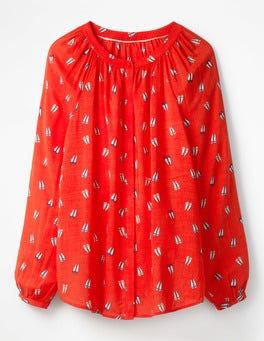 Rosehip, Ballet Slippers Paris Blouse