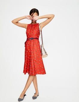 Rosehip Ballet Slippers Leila Shirt Dress