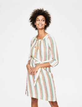 Multi Stripe Katie Dress