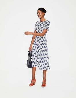 Ivory Primrose Ruth Midi Dress