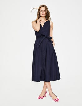 Navy Joyce Dress
