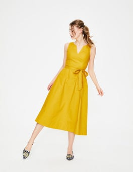 Mimosa Yellow Joyce Dress