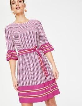 Andrea Belted Dress