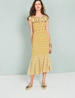 Allegra Midi Dress