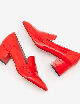 Gladioli Alicia Heeled Loafers