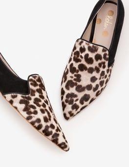 Snow Leopard Rosie Slippers