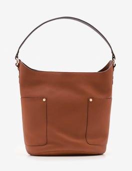 Tan Warwick Shoulder Bag