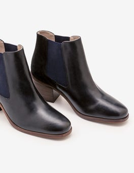 Noir Bottines Clapton