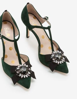 Chatsworth Green Cordelia Heels