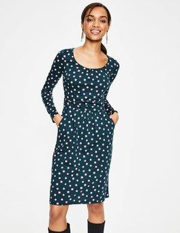 Seaweed Pow Mabel Jersey Dress