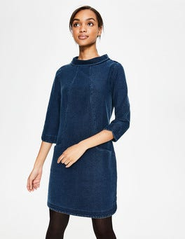 Dark Denim Alexandra Jersey Tunic