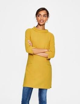 Hot Mustard Alexandra Jersey Tunic