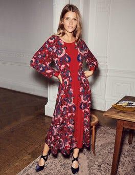 Zoe Jersey Midi Dress