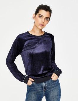 Navy Pippa Sweatshirt