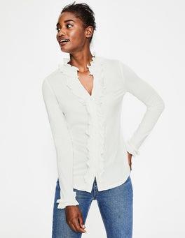 Ivory Alberta Jersey Shirt