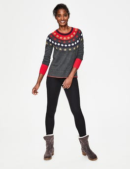 Star Fair Isle Romy Jumper