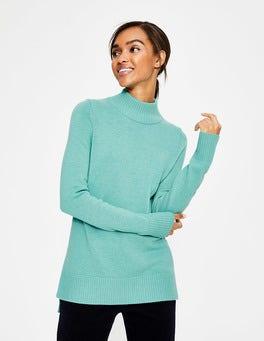 Aquamarine Emily Sweater