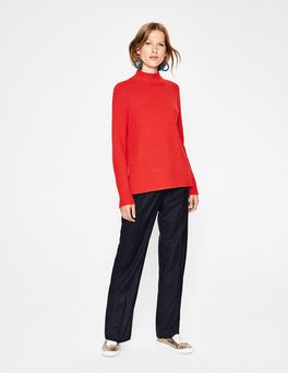 Post Box Red Emily Jumper