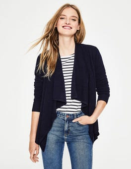 Navy Molly Cardigan