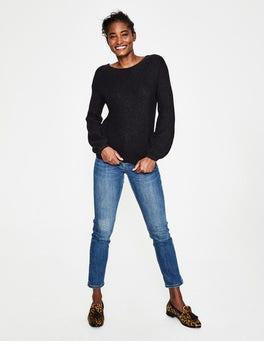 Black Francesca Jumper