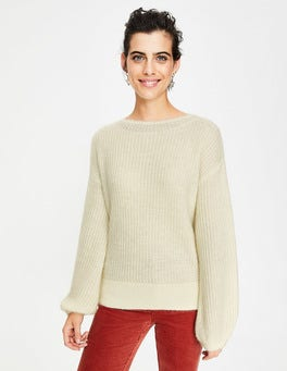 Ivory Francesca Sweater